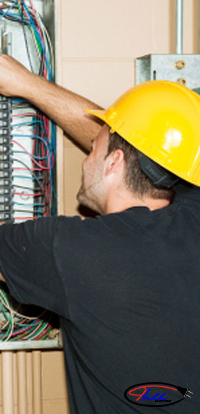 Electrical Pannel Installation and Updating